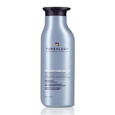 Pureology Strength Cure Blonde Purple Shampoo 266ml
