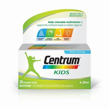 Centrum Kids 30 Tablets