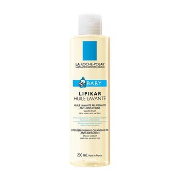 La Roche-Posay Lipikar Baby Gentle Cleansing Oil 200ml
