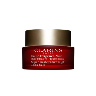 Clarins Super Restorative Night All Skin Types 50ml