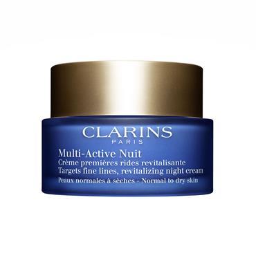 Clarins Multi Active Night Cream Comfort 50ml