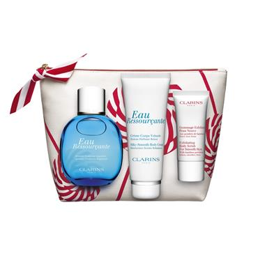 Clarins Eau Ressourcante Holiday Set