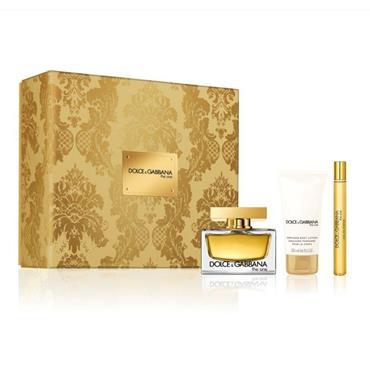 Dolce & Gabbana The Only One 75ml Eau De Parfum Trio Set