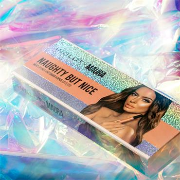 Inglot Cosmetics X Maura Naughty But Nice Lipgloss and Lip Liner Set