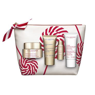 Clarins Nutri Lumiere Holiday Set