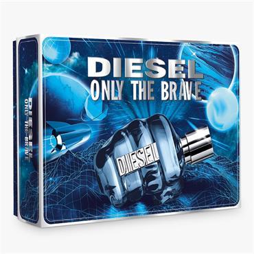 Diesel Only the Brave Eau de Toilette 50ml Fragrance Gift Set