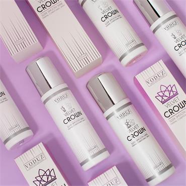 Voduz 'Velvet Crown' – Thermal Conditioning Spray