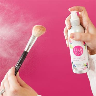 Ella & Jo Cosmetics Squeaky Clean Brush Cleanser