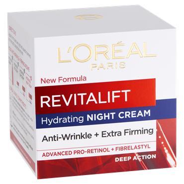 L'Oreal Paris Revitalift Anti-Wrinkle Night Cream 50ml