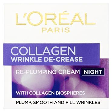 L'Oreal Paris Wrinkle Decrease Night Cream 50ml