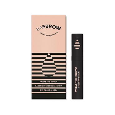 BAEBROW What The Brow! Eyebrow Serum