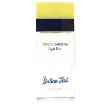 Dolce & Gabbana Light Blue Italian Zest Femme eau de toilette 50ml