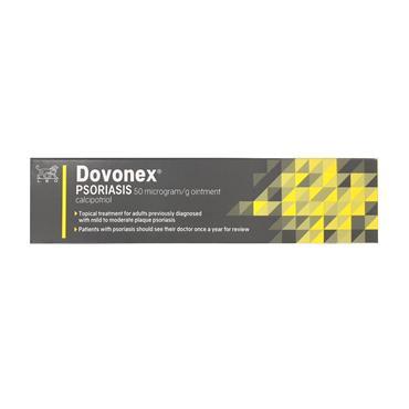 Dovonex Psoriasis Ointment 60gm