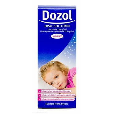 Dozol Sugar Free Oral Solution 100ml