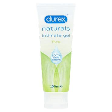 Durex Naturals Intimate Gel Pure 100Ml