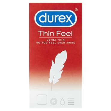 Durex Thin Feel Ultra Thin 12 Pack