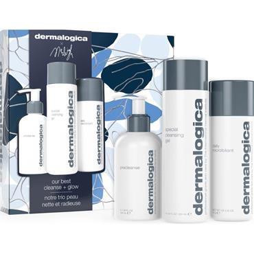 Dermalogica Our Best Cleanse + Glow