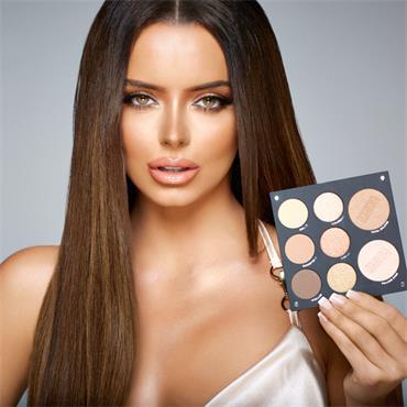 Inglot Cosmetics X Maura Starstruck Eyeshadow Palette