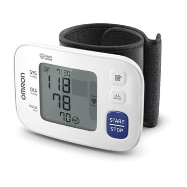 Omron RS4 Wrist Blood Pressure Monitor |OMRRS4