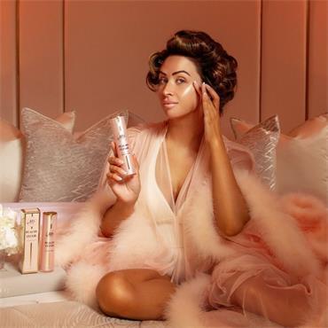 Mrs Glam By Michelle Peachy Elixir Strobe Cream 50ml