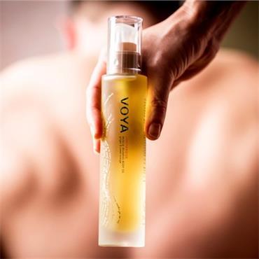 Voya Serenergise - Muscle Relaxing Body Oil