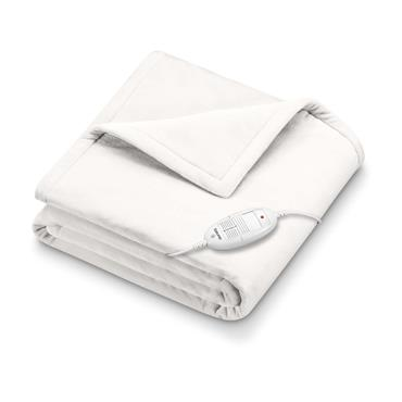 Beurer Heated Overblanket HD 75 Cosy White |BEUHD75W