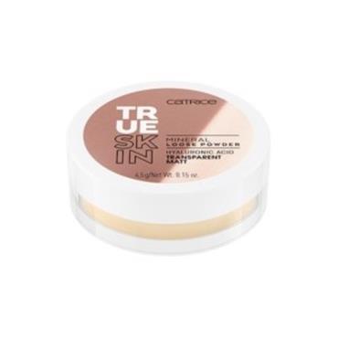 Catrice True Skin Mineral Loose Powder Transparent