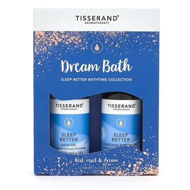 Tisserand Dream Bath Set