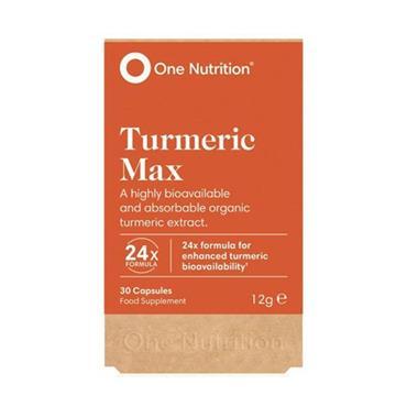 One Nutrition Turmeric Max 30 Capsules