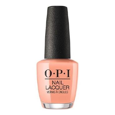 O.P.I Lacquer Coral-ing Your Spirit Animal