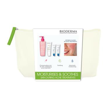 Bioderma Sebium Acne Skincare Routine