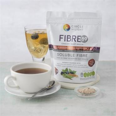 Circle Of Light FIBRE89 – Flavoured with Cinnamon (200g)