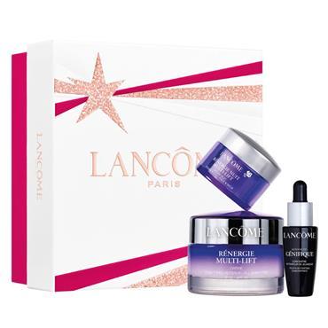 Lancôme Rénergie Christmas Skincare Set   Face Serum & Creams