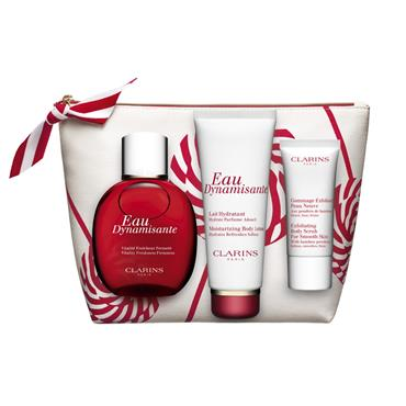 Clarins Eau Dynamisante Holiday Set