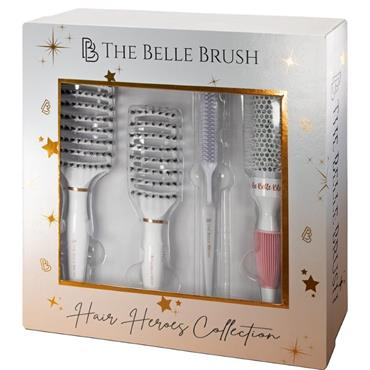 The Belle Brush Heroes Collection