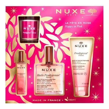 Nuxe Happy In Pink Set