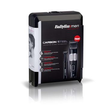 BaByliss For Men Carbon Steel Clipper | 7468U