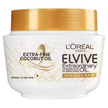L'Oreal Paris Elvive Extraordinary Oil Coconut Hair Mask 300ml