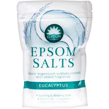 Elysium Spa Epsom Salts Eucalyptus 450G