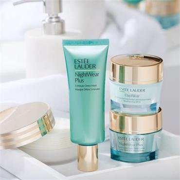 Estée Lauder NightWear Plus 3-Minute Detox Mask 75ml