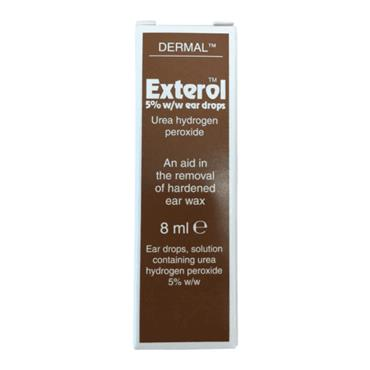 Exterol Ear Drops 8ml