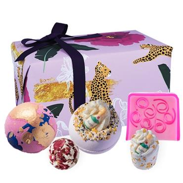 Bomb Cosmetics Gift Wrapped Wild at Heart
