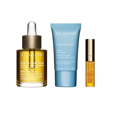 Clarins Blue Orchid Loyalty Value Pack