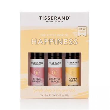 Tisserand Little Box Of Happiness Kit