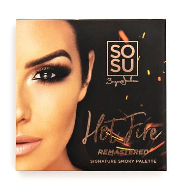 SOSU by Suzanne Jackson Hot Fire Palette