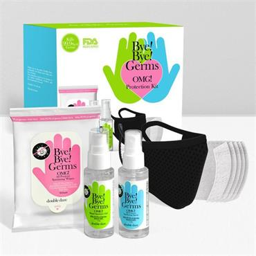 BYE! BYE! Germs OMG! Protection Kit