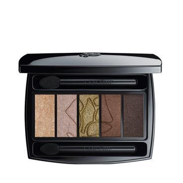 Lancôme Hypnôse 5-Colour Eyeshadow Palette 17 Golden Kaki