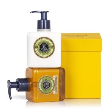 L'Occitane Verbena Hand Wash And Lotion Duo
