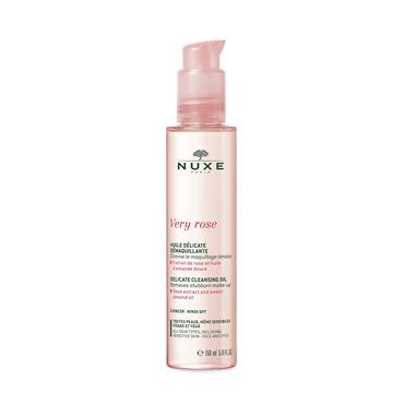 Nuxe Very Rose Delicate Cleansing Oil 150ml