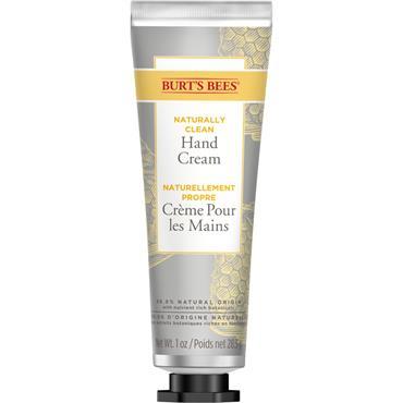 Burt's Bees Naturally Clean Hand Cream (28.3g)
